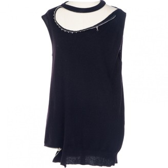 Marc Jacobs Black Cashmere Tops