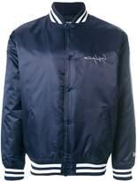 Yohji Yamamoto oversized bomber jacket