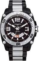 Jorg Gray Solid Stainless Steel Bracelet Dial Men's watch #JG9800-23