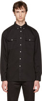 Saturdays NYC Black Angus Shirt