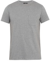 A.p.c. Keanu Cotton-jersey T-shirt