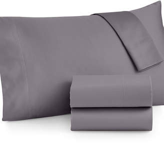 Westport Open Stock Extra Deep Pocket Queen Flat Sheet, 600 Thread Count 100% Cotton Bedding