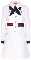 Gucci Overcoat with GG Belt