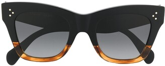 Celine Cat-Eye Frame Sunglasses