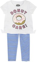 Juicy Couture Baby Knit Donut Care 2pc Legging Set