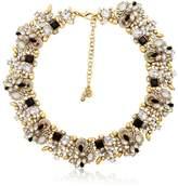 Passiana Midnight Crystal Collar