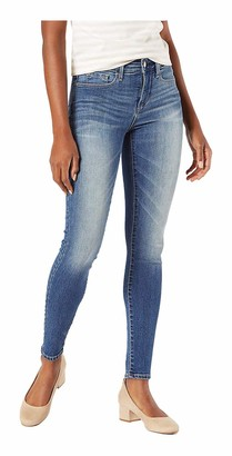 Signature by Levi Strauss & Co. Gold Label Signature by Levi Strauss & Co Women's Totally Shaping Skinny Jean