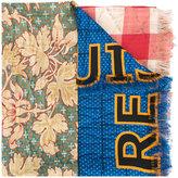 Pierre Louis Mascia Pierre-Louis Mascia patterned scarf
