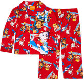 LICENSED PROPERTIES 2-pc. Button-Front Paw Patrol Pajama Set - Toddler Boys 2t-4t