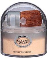 Physicians Formula Mineral Wear Talc-Free Loose Powder, Buff Beige, 0.49 Ounce