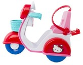 Hello Kitty Chasing Rainbows Scooter