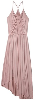 Young Fabulous & Broke Sadie Dress (Dusty Mauve) Women's Dress
