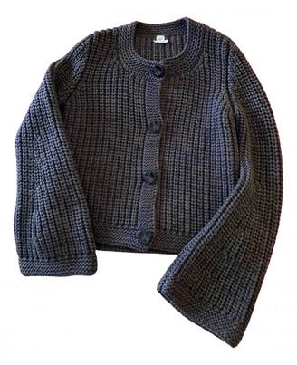Hermes Brown Wool Jackets