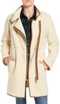 Madewell Women's Sherpa Fleece Cocoon Coat