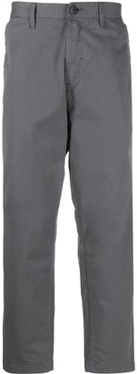 Stone Island Shadow Project Straight-Leg Trousers