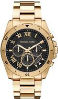 Michael Kors MK8481 Brecken Gold Tone Chronograph Mens Watch