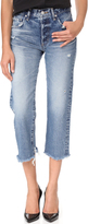 Moussy MV Madison Cropped Straight Jeans