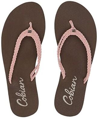Cobian Leucadia (Black) Women's Sandals