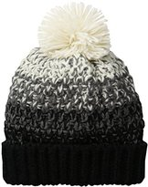 Michael Stars Women's One Size Seeded Ombre Beanie