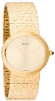 Piaget Oval Dress Watch