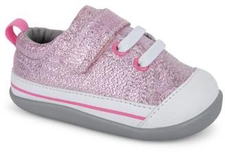 See Kai Run Baby Girl's Stevie II Glitter Sneakers
