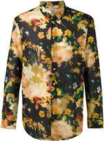 MSGM floral-print shirt - men - Cotton - 38
