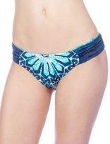 Lucky Brand Reversible Printed Bikini Bottom