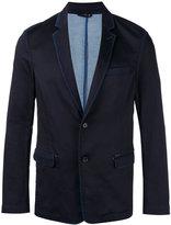 Diesel two-button blazer - men - Cotton/Polyester/Spandex/Elastane - M