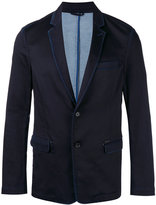 Diesel two-button blazer - men - Cotton/Polyester/Spandex/Elastane - S