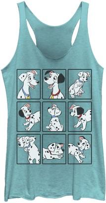 Disney Juniors' 101 Dalmatians Family Photo Box Up Graphic Tank