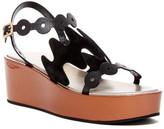 Ivy Kirzhner Figaro Flatform Sandal