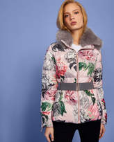 Ted Baker Palace Gardens down jacket