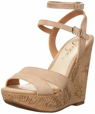 Fergie Women's Bold Wedge Sandal