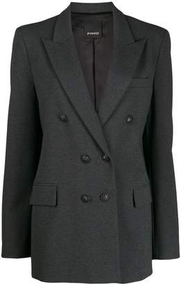 Pinko fitted double-breasted blazer