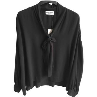 Essentiel Antwerp Black Top for Women