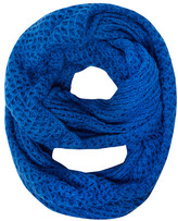 Dorothy Perkins Blue knitted snood
