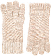 """Oasis BRUSHED KNITTED GLOVES [span class=""""variation_color_heading""""]- Pale Pink[/span]"""