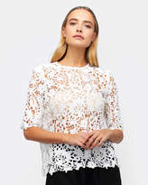 All Summer Long Lace Top