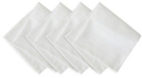 Elrene Denley Stripe Set of 4 Napkins