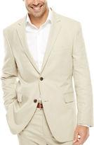 Claiborne Linen-Cotton Blazer