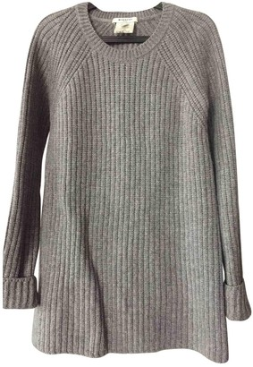 Givenchy Grey Wool Knitwear for Women