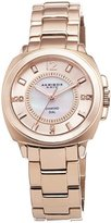Akribos XXIV Women's AK668RG Lady Diamond Rose Gold-Tone Bracelet Watch