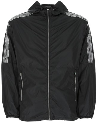 Marcelo Burlon County of Milan Zipped Jacket