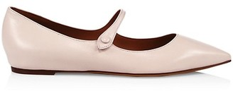 Tabitha Simmons Hermione Leather Ballet Flats