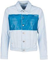 Kenzo Metallic Panel Denim Jacket