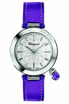 Salvatore Ferragamo Intreccio Collection FIC010015 Women's Stainless Steel Quartz Watch
