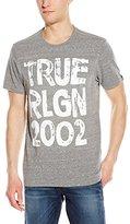 True Religion Men's TR Painted T-Shirt