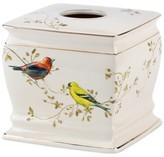 Avanti Bath Accessories, Gilded Birds Tissue Holder