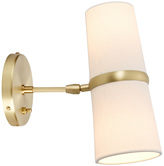 Rejuvenation Conifer Short Wall Sconce