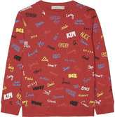 Stella Mccartney Biz Jumper With Names 4-14 Years